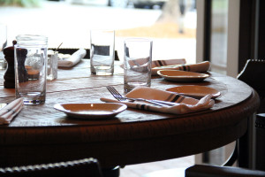 The Cooper Table Setting