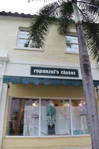 Rapunzels Closet Storefront