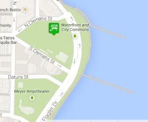WPB Green Market Map