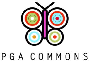 PGA Commons Logo
