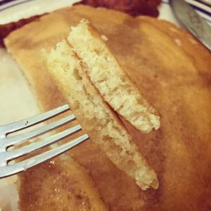 Blue Moon Bite of Pancakes