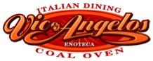 Vic and Angelos Logo