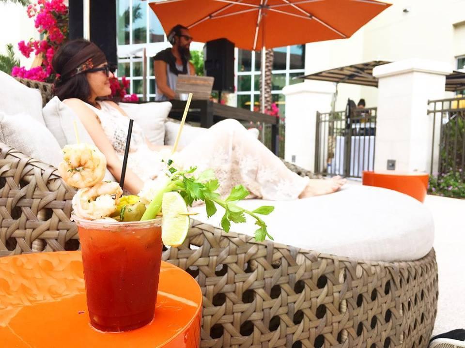 Hilton West Palm Beach Brunch