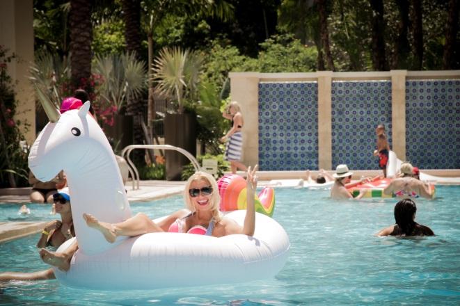 Hilton WPB Pool