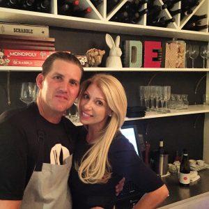 Kitchen Chef Matt Aliza Byrne