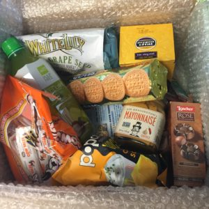 Degustabox August Box