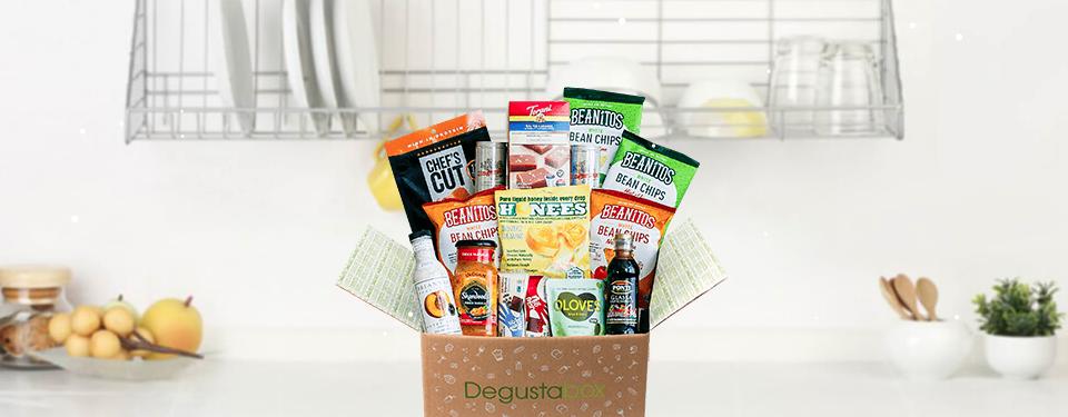 Degustabox November Box